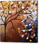Lonely Breeze Canvas Print