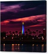 Long Beach Lighthouse II Canvas Print