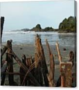 Long Beach, Tofino Canvas Print