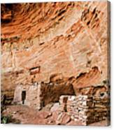 Long Canyon 05-219 Canvas Print