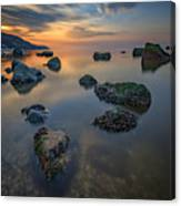 Long Island Sound Tranquility Canvas Print