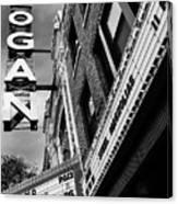 Long Live Logan Logan Theatre Canvas Print