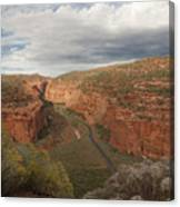 Longs Canyon 0145 Canvas Print