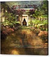 Longwood Gardens Canvas Print