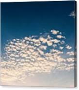 Look At Sky Canvas Print