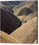 Look Out Mountain Idaho Canvas Print