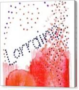 Lorainne 2 Canvas Print