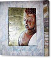 Lord Buddha Canvas Print