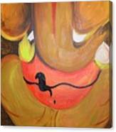 Lord Ganesh Ji Canvas Print