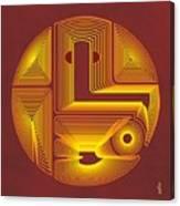 Lord Ganesha 2 Canvas Print