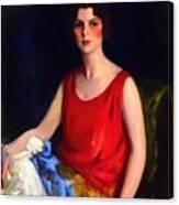 Loretta Hines Howard Canvas Print