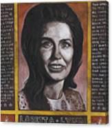 Loretta Canvas Print