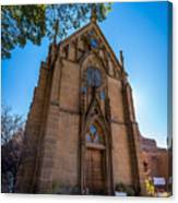 Loretto Chapel Canvas Print