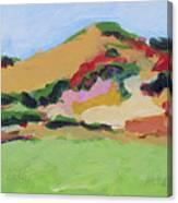 Los Alamos Valley Canvas Print