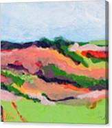 Los Alamos Valley II Canvas Print