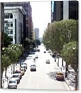 Los Angeles 0591 Canvas Print