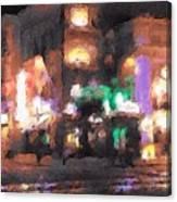 Lost Arcade  Canvas Print