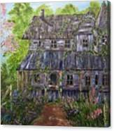 Lost House Canvas Print
