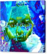 Lost In Davy Jones Locker Canvas Print