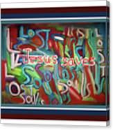 Lost Souls Canvas Print