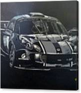 Lotus Exige Gt3 Canvas Print