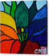 Lotus Flower 1 Canvas Print