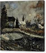 Louette St Denis  Canvas Print