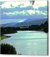 Lough Erne Canvas Print