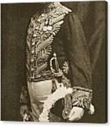 Louis Botha 1862-1919 South African Canvas Print