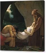 Louis Girodet Canvas Print