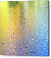 Love Calls Unceasingly Canvas Print