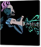 Love Gun Canvas Print