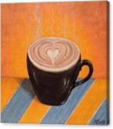 Love It Hot Canvas Print