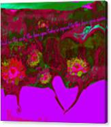 Love No. 4 Canvas Print