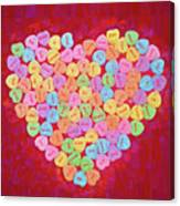 Love Songs 3 Canvas Print