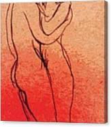 Love Story 111315 Canvas Print