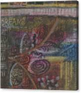 Love To Dream Canvas Print