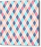 Lovely Geometric Pattern Vi Canvas Print