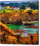 Lovely Mendocino Canvas Print