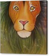 LovelyLion Canvas Print