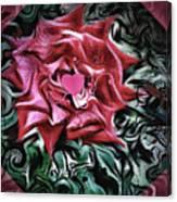 Loving Heart,oil Canvas Print