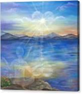 Loving Thyself Canvas Print
