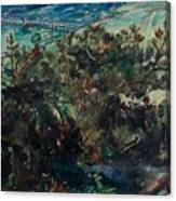 Lovis Corinth Tapes 1858-1925 Zandvoort Coast At Nienhagen. 1917th Canvas Print