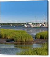 Lowcountry Blue Skies Canvas Print