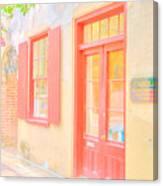 Lowcountry Catfish Row Canvas Print