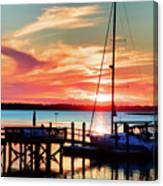 Lowcountry Leisure Canvas Print