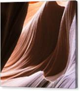 Lower Antelope Slot Canyon Canvas Print