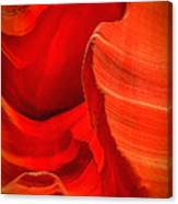 Lower Canyon 21 Canvas Print