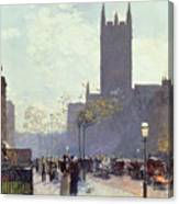 Lower Fifth Avenue Canvas Print