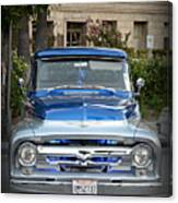 Lower Ford Truck Canvas Print